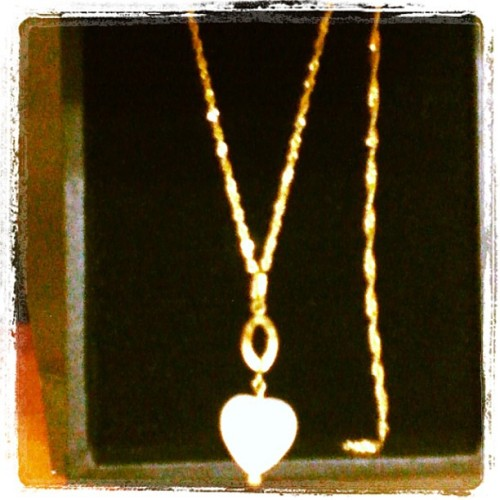 Mother's Day Gift! #Gold #Pearl-Shell #Madreperola (at Cafofo - Espaço Limeira)