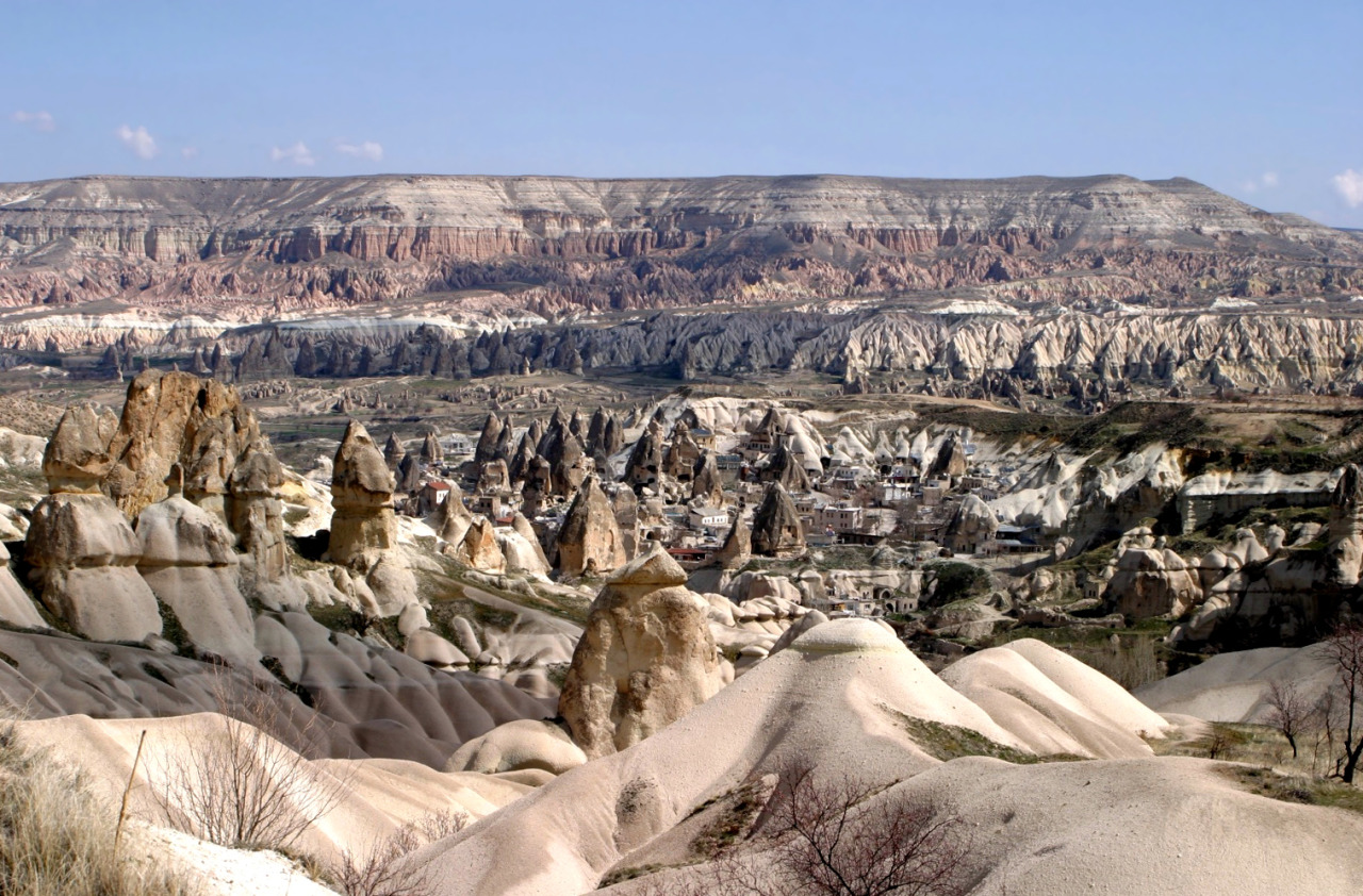 naturalattractions:  Natural attractions in Turkey Cappadocia