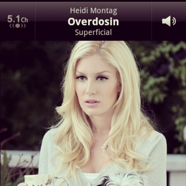 #nowplaying #heidimontag #overdosin (at 24 Hour Fitness)
