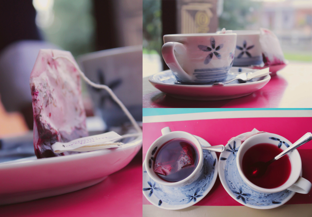 Yumberry tea ♥