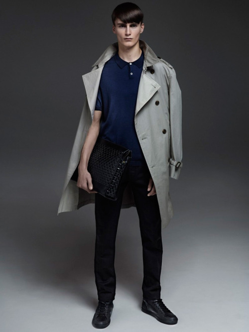 "mensfashionworld:  TOPMAN ""LUX"" Collection"