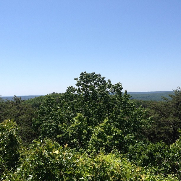 Eagle's Nest Overlook  (at Oak Mountain State Park)