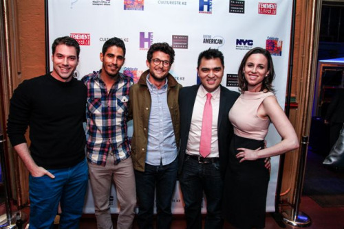 Repping HuffPost Live at the Define American event in NYC this week.