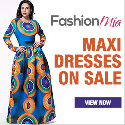 Fashionmia Long Maxi Dresses