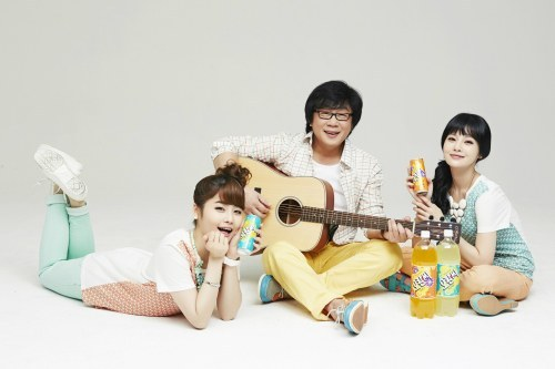 d-units:  [130421] RAM for Oran-C w/ father Jeon Young Rok and sister Boram of T-ARA