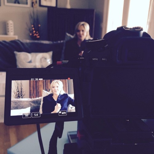 Incredible day filming Kathy Phillips from Houston and hearing her stories! #NTdesignmedia  (at Nashville Treehouse)