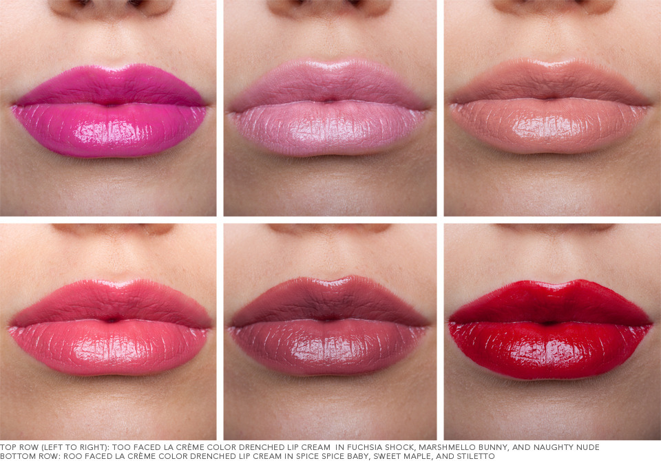 beautylish:  We love Too Faced La Crème Lip Creams! What's your favorite shade?