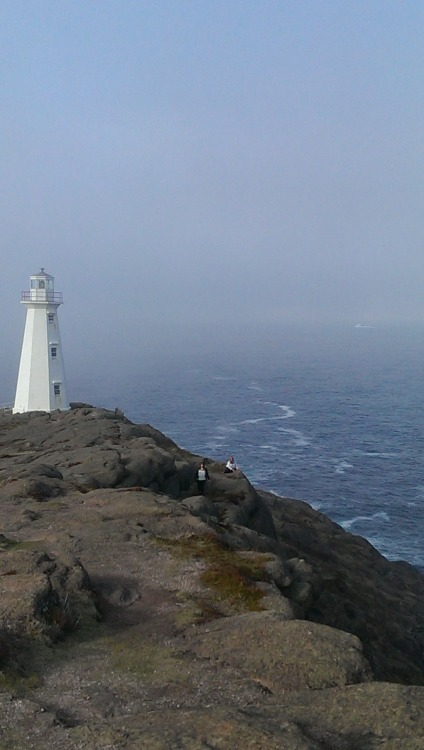 rudaxtravel:  Cape Spear, NL. Most Eastern point in North America