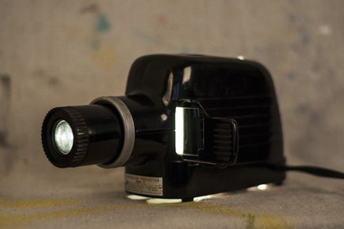 | Kodaslide Projector Model 1A | (via Pic Of The Day – April 23, 2013)