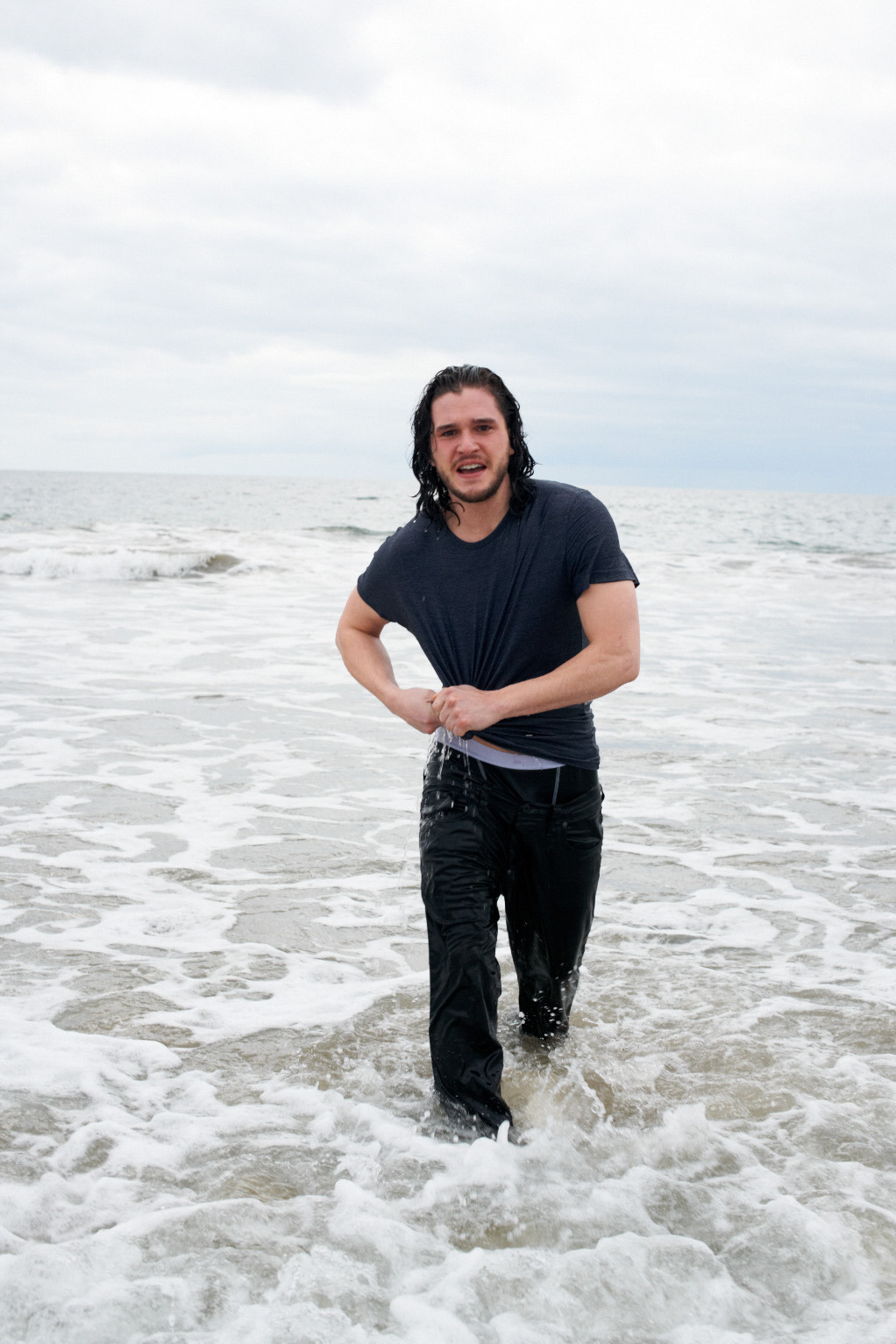 terrysdiary:  Kit Harington in Venice #1