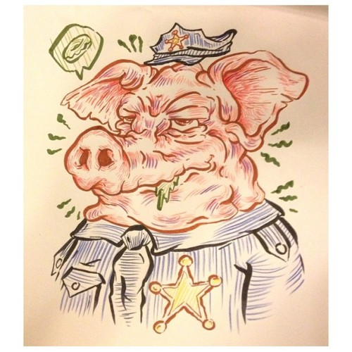 #illustration #popo #cheeks #pigs #sketchbook #art