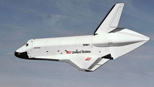 mothernaturenetwork:  Space shuttle Enterprise added to historic places registry The test orbiter is the first of NASA's retired space shuttles to receive the distinction.