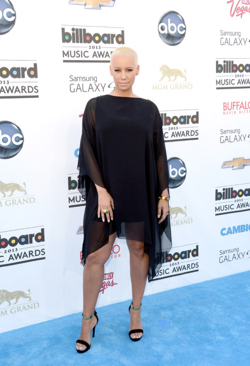 thebeautyoffashion:  Billboard Awards 2013 Amber Rose