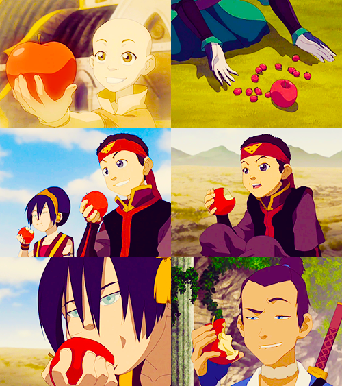 avatarparallels:  Picspam: Apples.