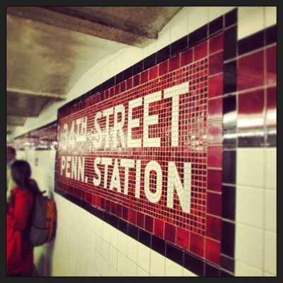 #34thstreet #nyc #manhattan #subway #mta #all_shots #webstagram #editsrus #igaddict #instagood #instamood #photooftheday #gmy