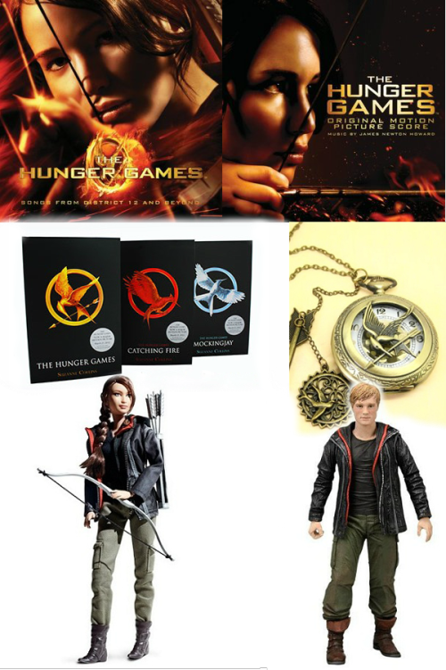 knifethrower:  knifethrower's giveway! stuff being give: The Hunger Games: Songs From District 12 And Beyond (Deluxe Edition Digipack) The Hunger Games: Original Score Hunger Games Trilogy Necklace with Mockingjay Katniss doll Peeta doll rules: mbf me reblog only once please (anyway it show just one reblog) likes don't count i'll choose the winner at 11th february i ship worldwide if you have any question ask here