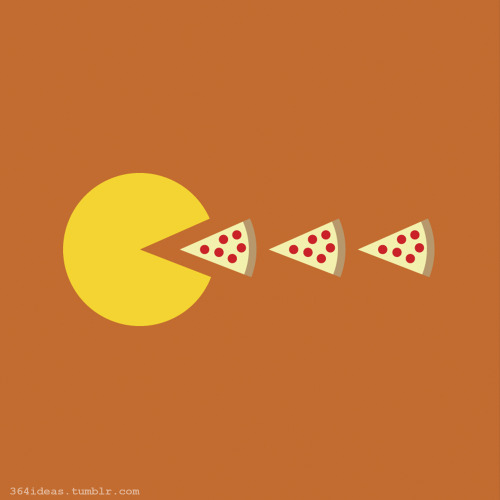 364ideas:  063. Pacpizza