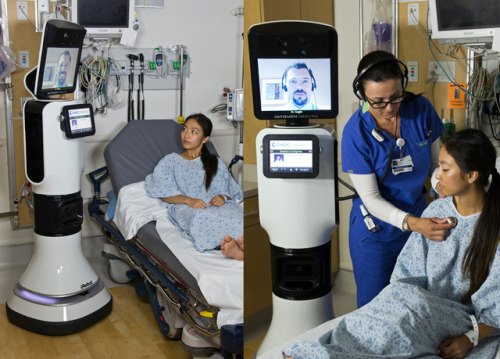 thisistheverge:  FDA approves first autonomous telemedicine robot for use in hospitals  The robot is ready to diagnose you.