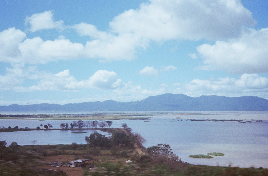 Laguna de Bay X Expired Kodak Color 200