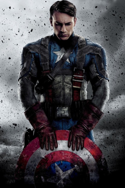 turtle-the-great:  Captain America
