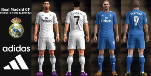 For Next Season Real Madrid's Home & Kit | White & Blue