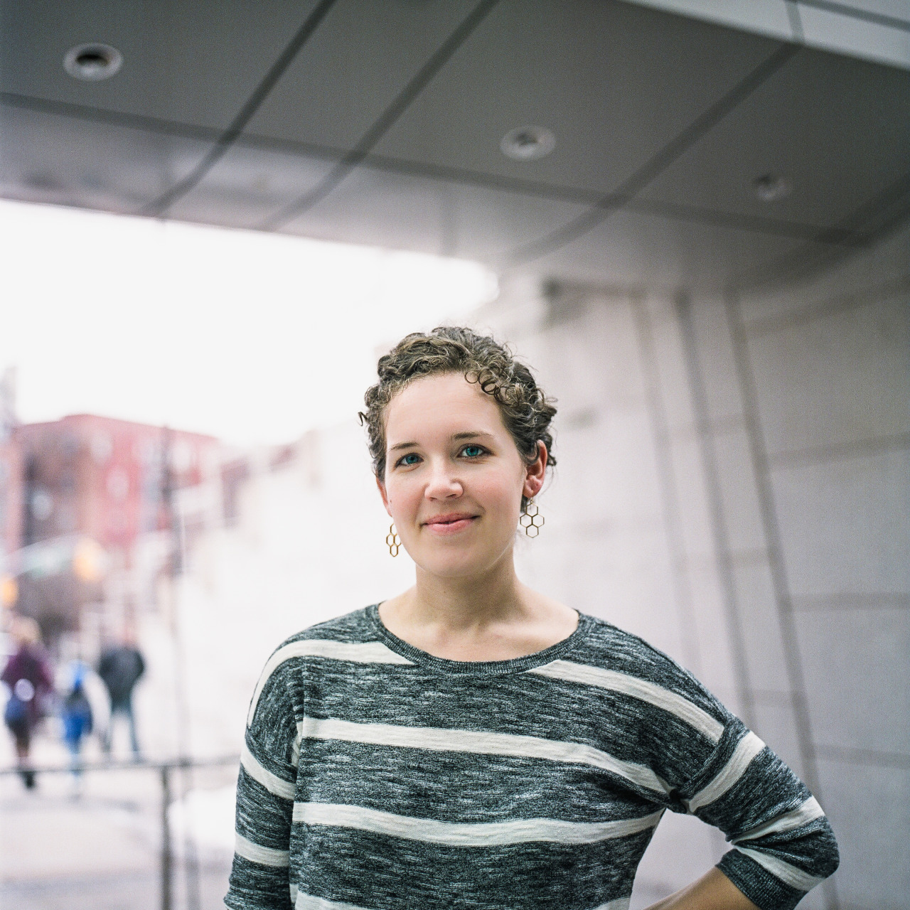 chrisozer:  Erin — Brooklyn, February 2013