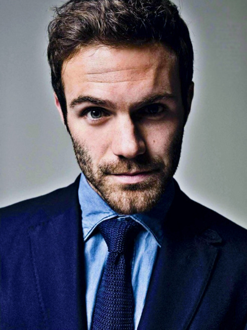 The 100 Sexiest Men Alive - 2013. 6. Juan Mata.