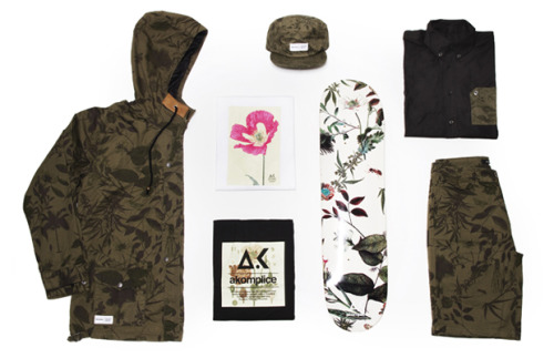 "AKOMPLICE - ""Magic Plant"" Capsule Collection Available on Friday, February 15th at Akomplice"