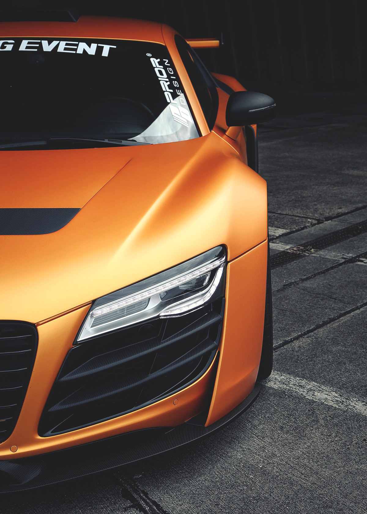 mrcheyl:  Prior Design Audi R8 PD GT 850 (Source)
