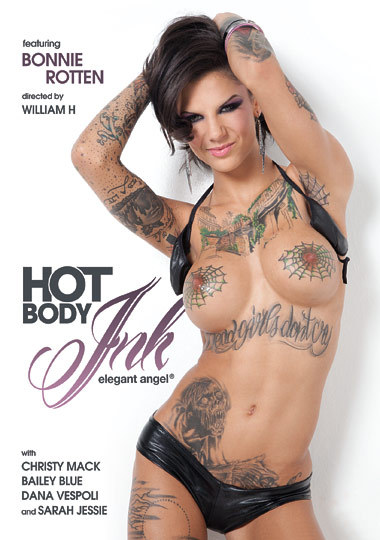 "Now Playing: ""Hot Body Ink"" starring Bonnie Rotten http://bit.ly/10R6sqQ"