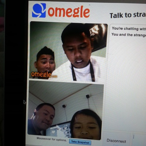 Seen these niggas on #omegle #chatroom @xkennyyy @rogerdat951 @tbounma