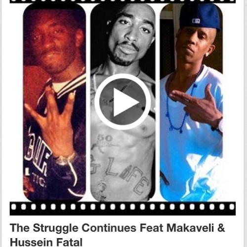 #TheStruggleContinues Feat Makaveli @fatalvelli @djyoungcee press play @Rappermikewest #Exclusive #DivideansConquerPart3