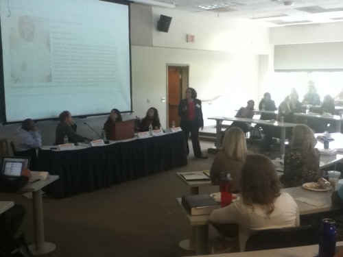 "Earlier this week, a panel on ""Youth in Solitary Confinement"" discussed the uses of solitary confinement of youth in the United States and the potential human rights violations associated with this practice.  MORE"