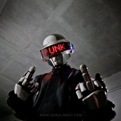 Daft Punk - Thomas Bangalter Costume by Dan Almasy on Flickr.