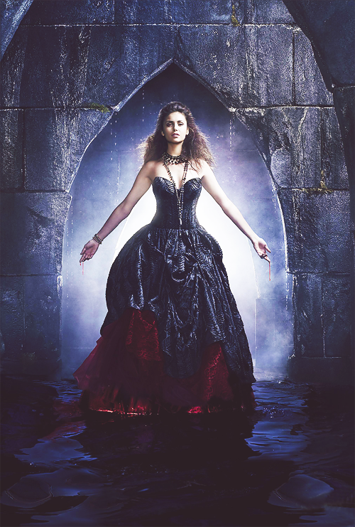 The Vampire Diaries Season 4 - New Marketing Photo  I'm sorry but I sincerely dislike this photo…. ngl…