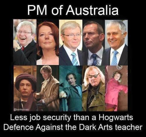 Much Ado About #Auspol