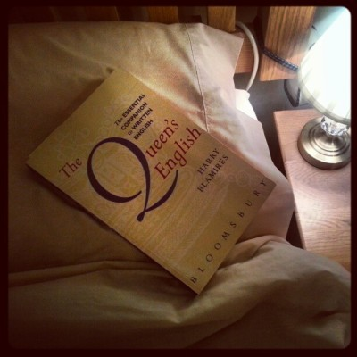 A little #light #reading before #bed #seewhatididthere?!