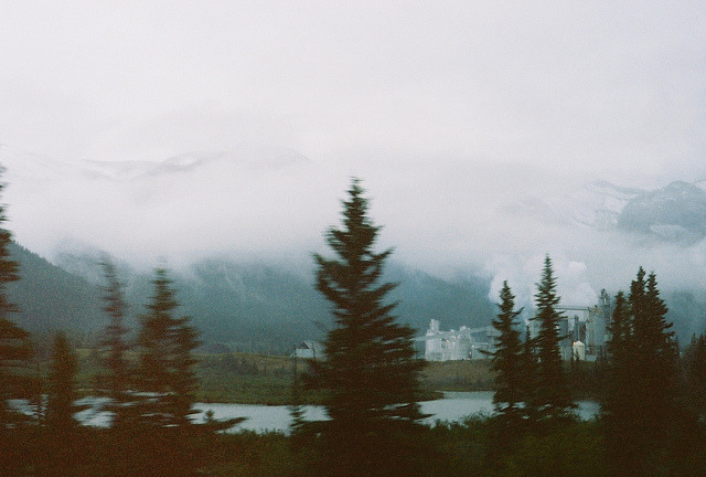 silent-cities:  Alberta Rockies by earthtoandrea on Flickr.