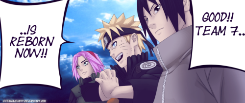 Team 7 Reborn by ~EternaJehuty