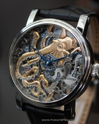 Captain Nemo Collection. 1,000 leagues File under: Watches, Accessories