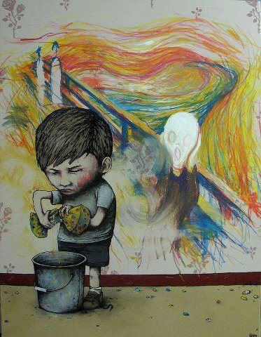 create-tivity:  Street Art By Dran