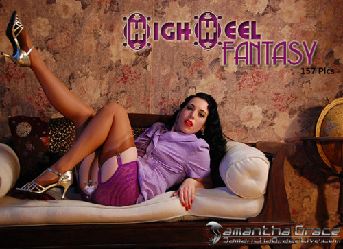 Do you have High Heel Fantasies? MORE PHOTO'S HERE: http://bit.ly/SSS1ER RT if you like See full nudity and naughtiness at my website. Along with full sized HD images. http://www.samanthagracelive.com/ ♥ COMMENT SHARE