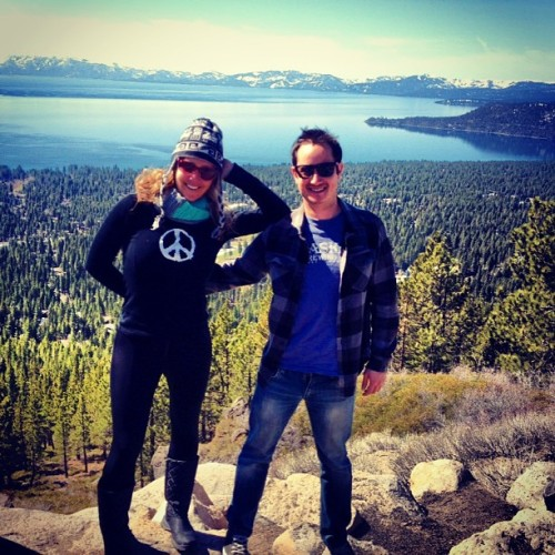 #laketahoe #tahoe #nature #outdoors #kileyandsteveroadshow #cali #calilove #california #californialove #california_igers #adventure