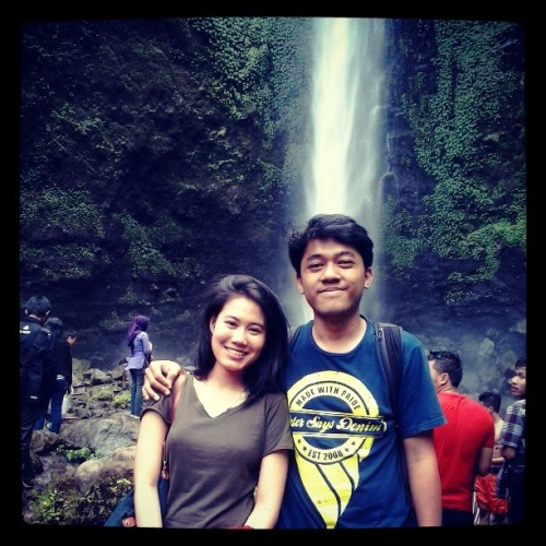 gunturprasetyooo:  Day Trip - Coban Rondo @vindachairani #waterfall #indonesia #nature #natural #scene #scenery #beautiful