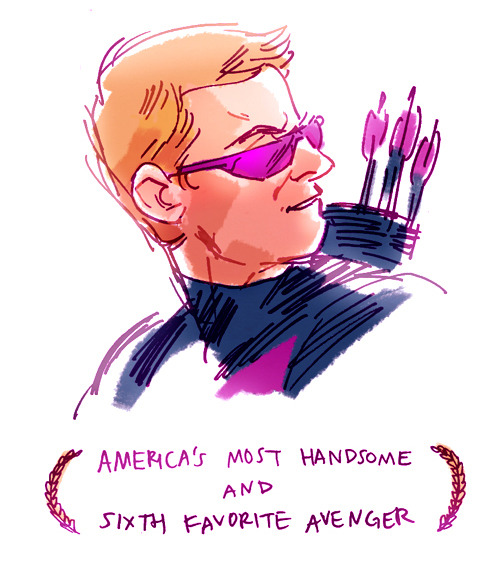 dear marvel please hire me so i can draw a 5000 issue series about hawkeye and gambit being stupid idiots