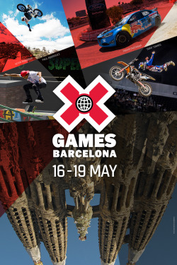 Are you ready for X Games Barcelona?