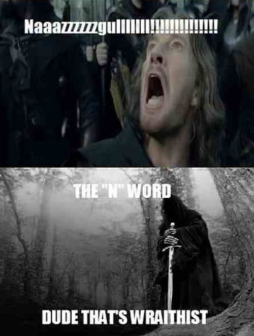 purpletiger9:  This is just brilliant! Love lotr