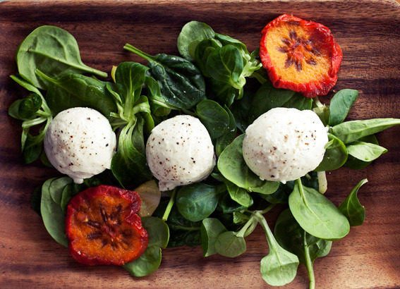 Vegan Buffalo Mozzarella by Veggie Wedgie