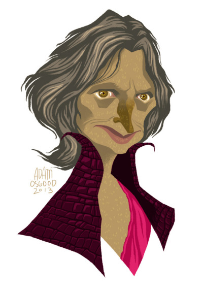 adamosgood:  Rumpelstiltskin from Once Upon a Time