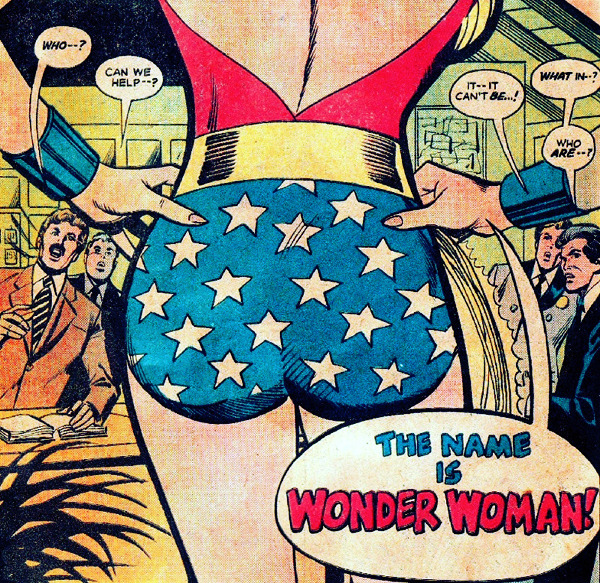 vintagegal:  Wonder Woman #251 (1979)